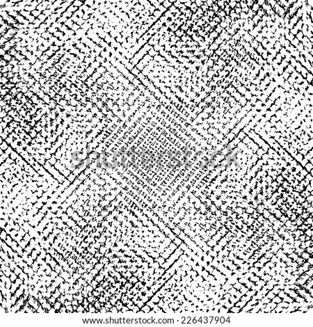 Distressed Overlay Texture for your design. EPS10 vector. - stock vector