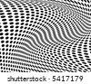 Dizzying abstract spots and dots - stock vector