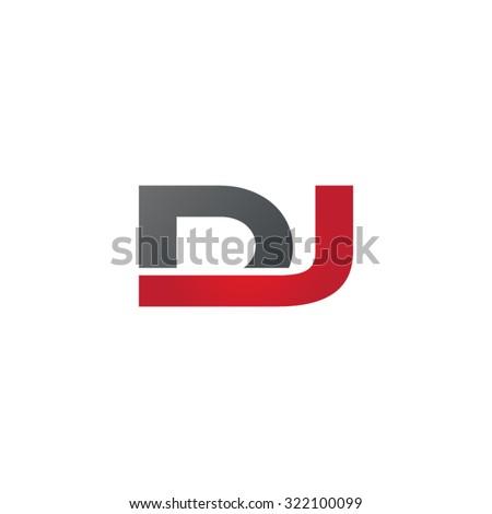 DJ Company Linked Letter Logo