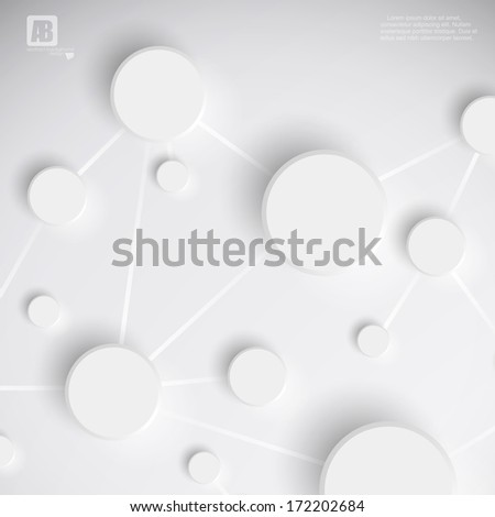 DNA molecule - stock vector