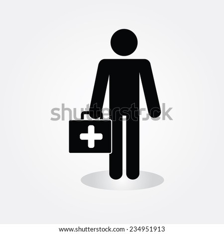Physician Icon Stock Images, Royalty-Free Images & Vectors ...