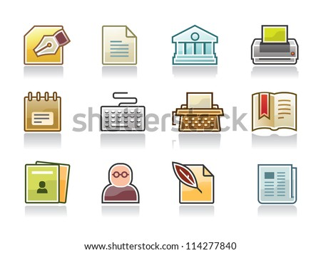 Document Working Icons