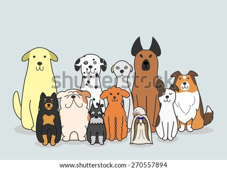 dogs group