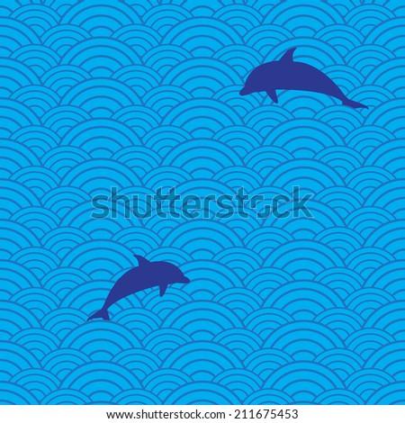Dolphin Skin Texture Dolphin Skin Texture