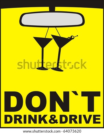 don`t drink and drive