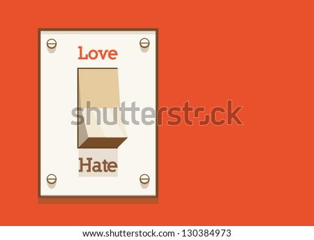 Don't hate, just love! switch