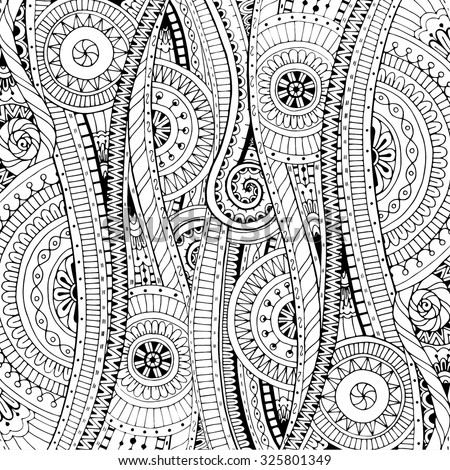Doodle Background Vector Doodles