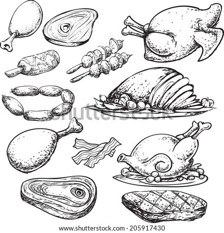 Chicken Bone Stock Images, Royalty-Free Images & Vectors ...