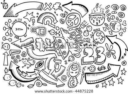 Cool Simple Doodles | Car Interior Design