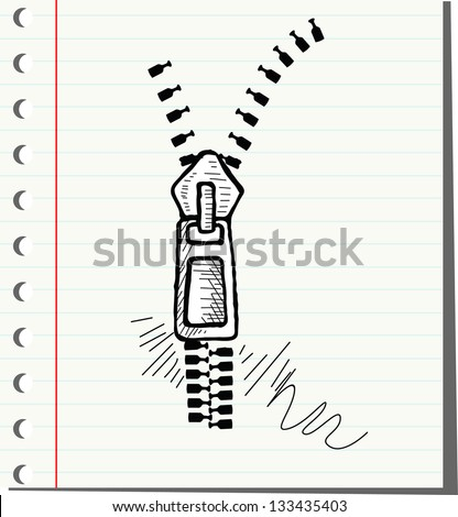 Open Zipper Vector Stock Images, Royalty-Free Images ...