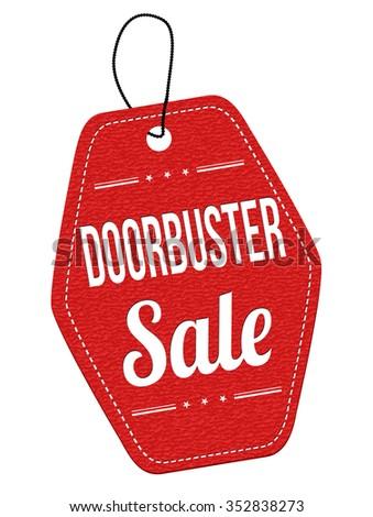 Doorbuster Meaning