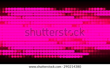 Dot background. Vector Illustration. dark pink lights Abstract Background. screen - stock vector