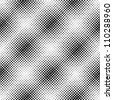 Dots halftone vector - stock vector