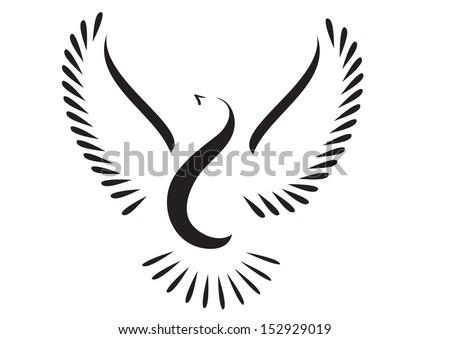 Dove bird peace sign - photo#34
