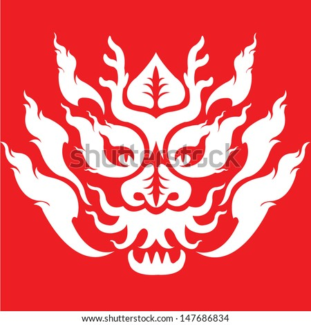 chinese dragon face template - dragon face stock images royalty free images vectors