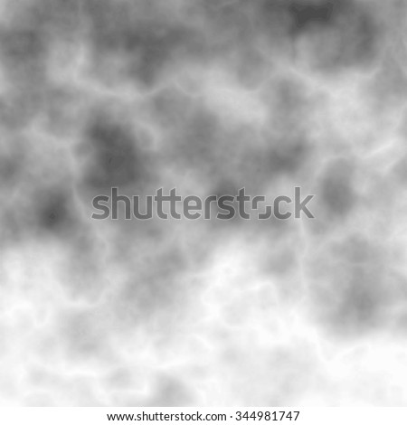 Dramatic gray clouds or smoke background