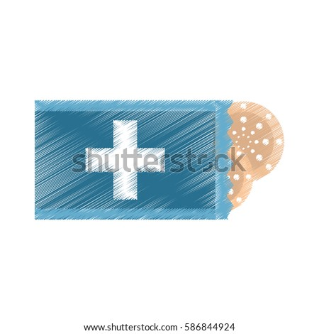 Blood donation drop heart care vector stock vector for Drawing packages