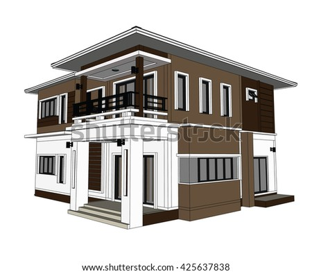Ordinaire Drawings, 3D Home Design Construction