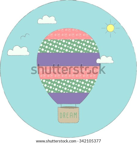 Dream air balloon