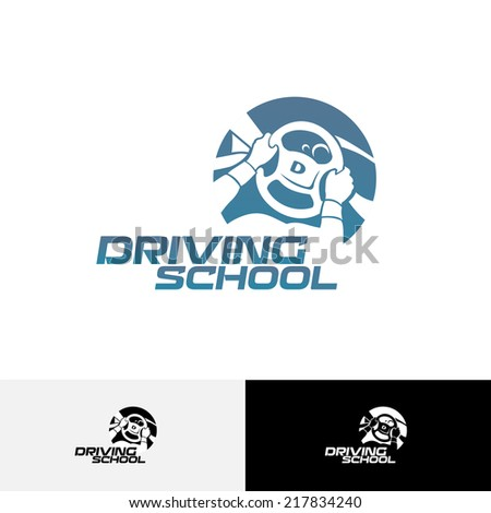 the gallery for gt school emblem template