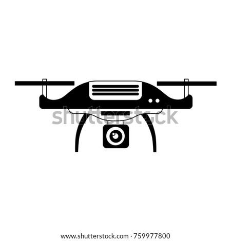 Drone Aerial Camera Remote Propeller Device