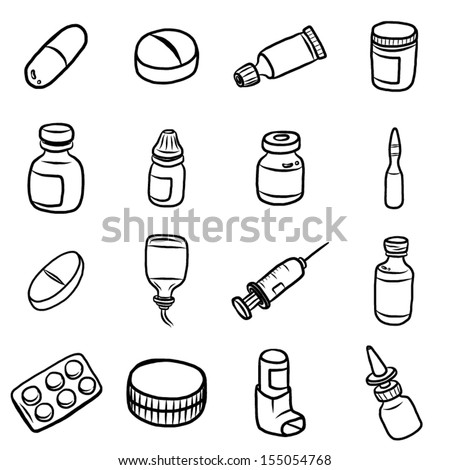 Flat Simple Line Category Product Icon Stock Vector 317278916 ...
