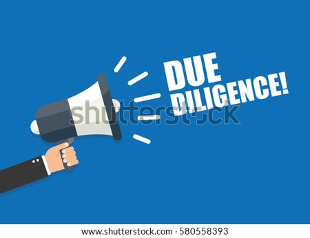 technology due diligence template - abstract megaphone stock images royalty free images