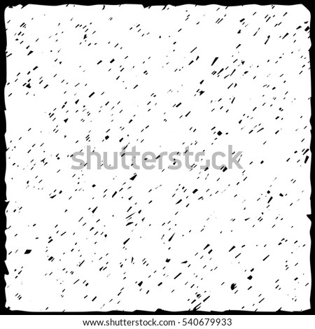 Dust, Stain, Grain, Grunge Texture Vector Background