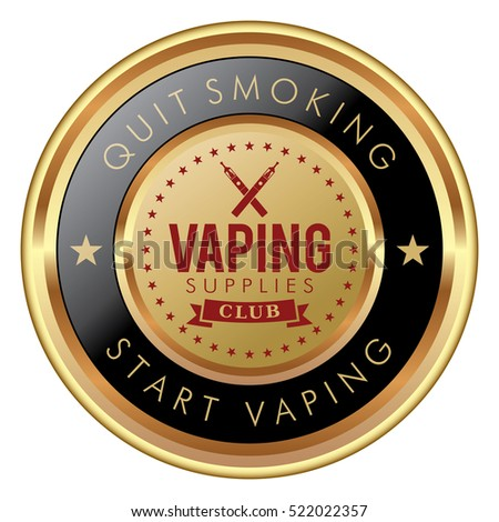 E-Cigarette Shop badge