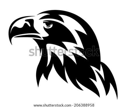 American Bald Eagle Flight Vector Graphics Stock Vector ...
