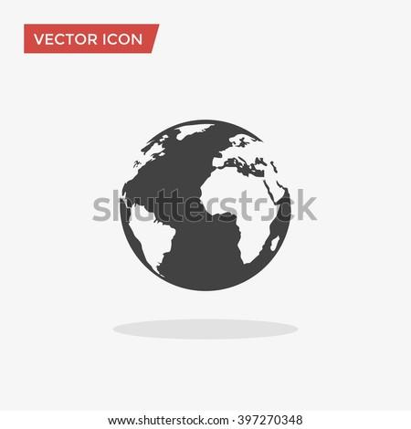 Earth, Earth Icon, Earth Icon Vector, Earth Icon Flat, Earth Icon Sign, Earth Icon App, Earth Icon UI, Earth Icon Art, Earth Icon Logo, Earth Icon Web, Earth Icon JPG, Earth Icon JPEG, Earth Icon EPS - stock vector
