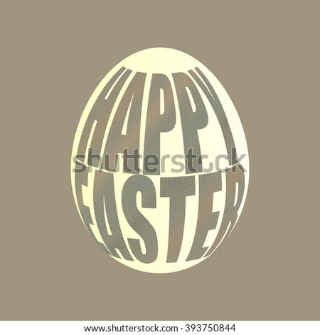 Easter eggs icons vector. Easter, eggs, holidays greeting. Happy Easter card. Easter background. Easter sunday. Easter egg. Easter Holiday. Easter Vector.