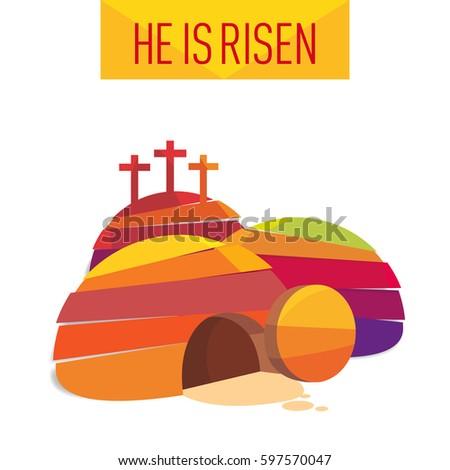 Jesus Risen Stock Images, Royalty-Free Images & Vectors | Shutterstock