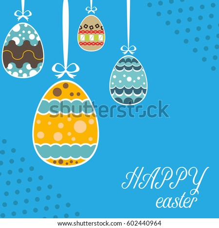 Easter Brochure Template  WowcircleTk