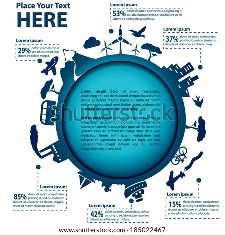 Eco Diagram Fotografie, snímky pro členy zdarma a vektory ...