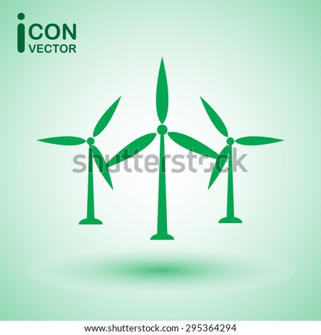 eco vector icon