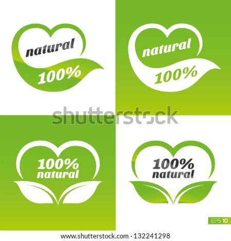 Ecology icon set. Eco-icons 3 - stock vector