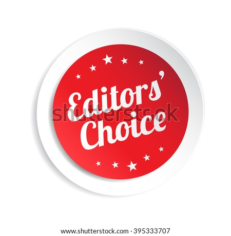 Editors' Choice Sticker