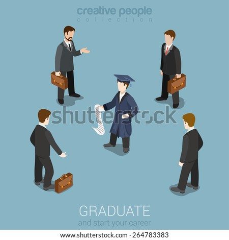 Graduate Headhunter Stock Images, Royalty-Free Images & Vectors ...