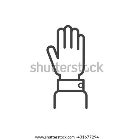 Raised Fist - Symbolscom
