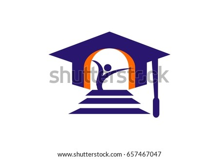 Education Vector Logo Template