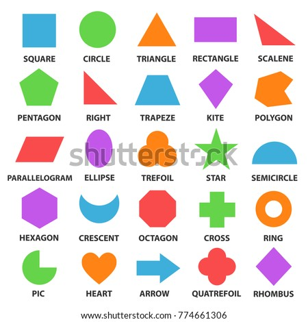 Shapes And Colors Games For Toddlers