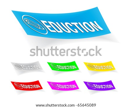 eduction,stickers