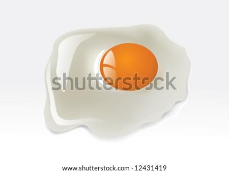 egg - stock vector