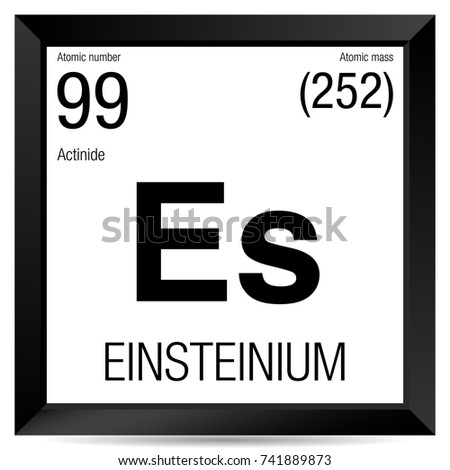 element report einsteinium Einsteinium is the new web currency aimed at advancing (not to be confused with the element)  multiple attempts by the daily dot to contact the foundation.