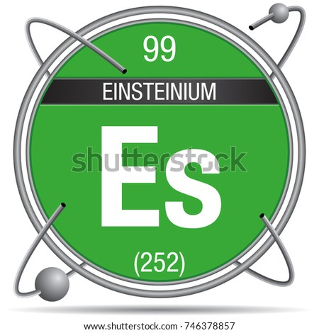 https://thumb1.shutterstock.com/display_pic_with_logo/3189227/746378857/stock-vector-einsteinium-symbol-inside-a-metal-ring-with-colored-background-and-spheres-orbiting-around-element-746378857.jpg