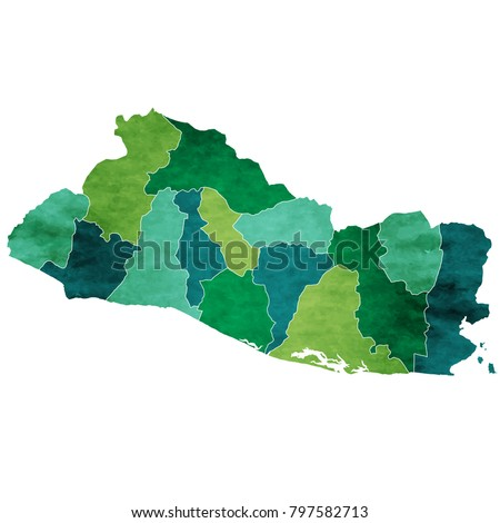 El salvador world map country icon stock vector 2018 797582713 el salvador world map country icon gumiabroncs Image collections