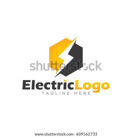 electrical logo stock images royaltyfree images