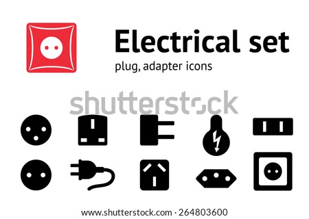 Stock Vector Electric Outlet Illustration On White Background additionally Wire Clip Art30lfsoccrt further 6 Way Trailer Plug Wiring Diagram besides Trailer Hitch Wiring Harness additionally 4 Prong Wiring Harness. on flat electrical wire