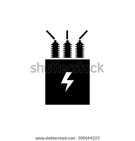 Electrical icon vector